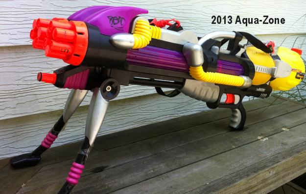 1 Garage Sale Score Original Super Soaker 50 It Works Pics